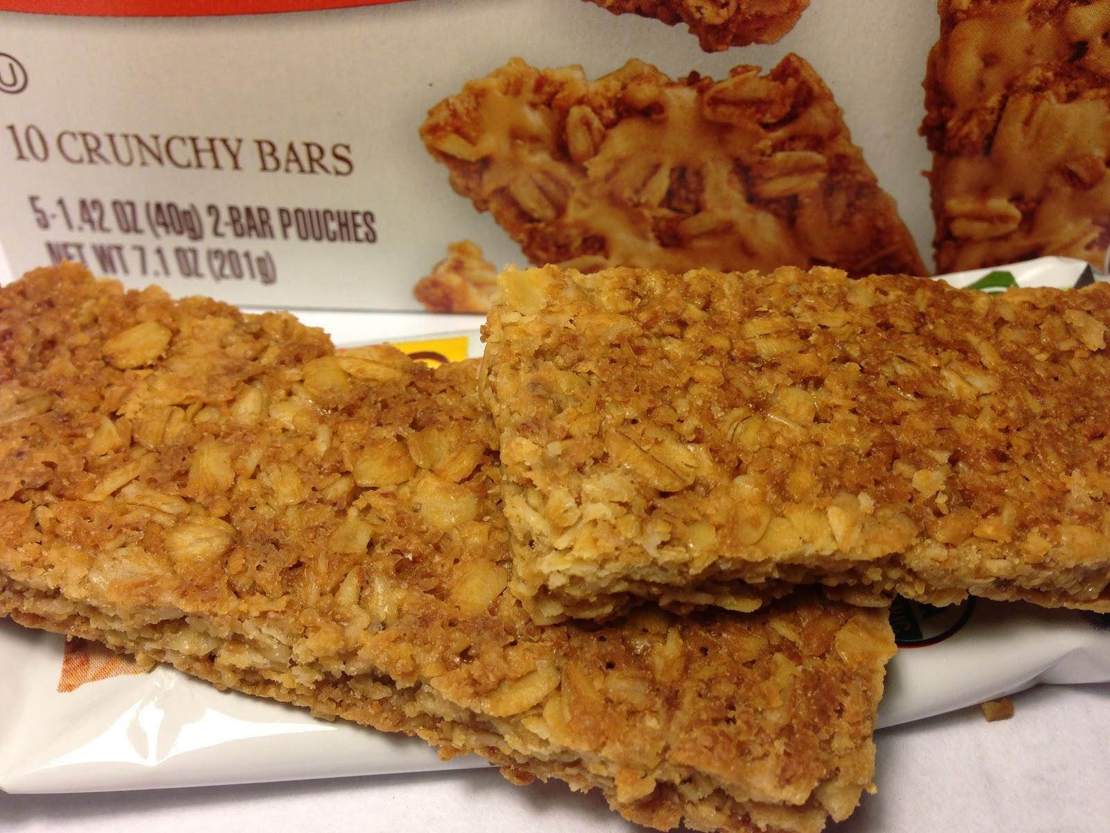 Cascadian Farm Organic Crunchy Peanut Butter Granola Bars
