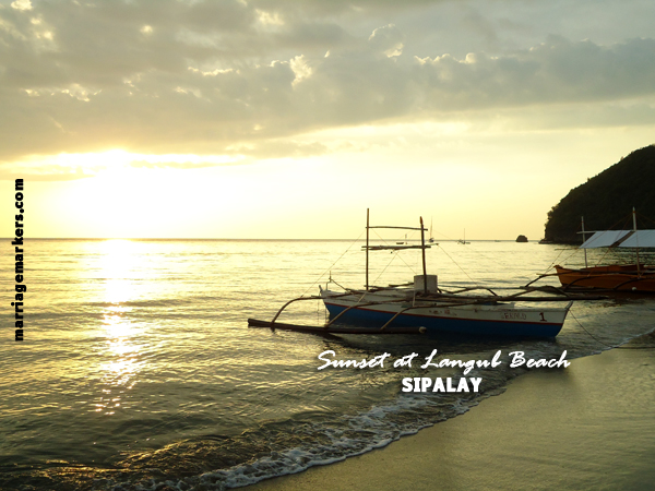 Sipalay beach resort- Langub Beach