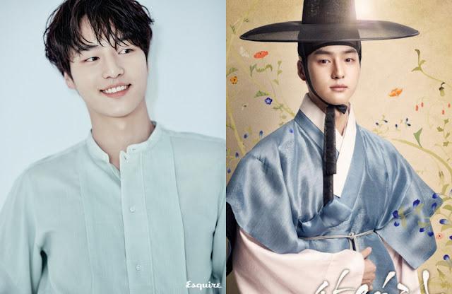 梁世宗古裝新戲邀約 JTBC《吾之國》男主角 怪物新人當之無愧