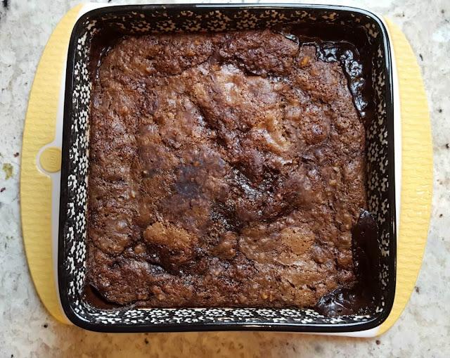 The Baked Hot Fudge Pudding Cake