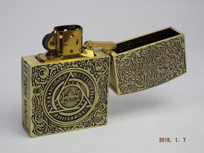 コンスタンティン Zippo ライター ムービーサイズ DSCF5144