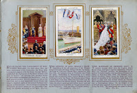 Cigarette Cards: Reign of King George V 1910-1935 13-15