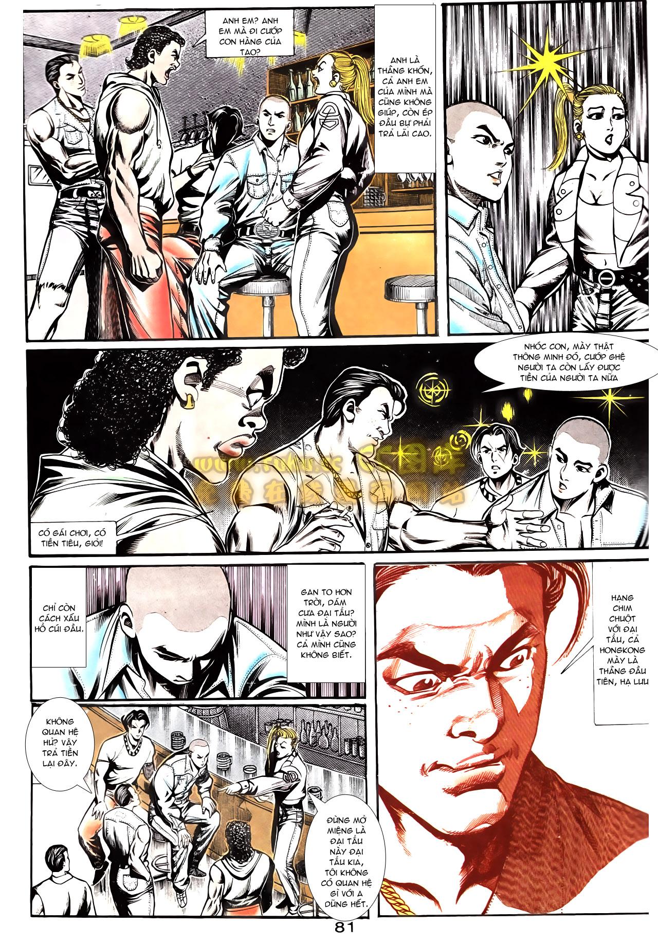 Người Trong Giang Hồ chapter 162: cưa đại tẩu trang 5