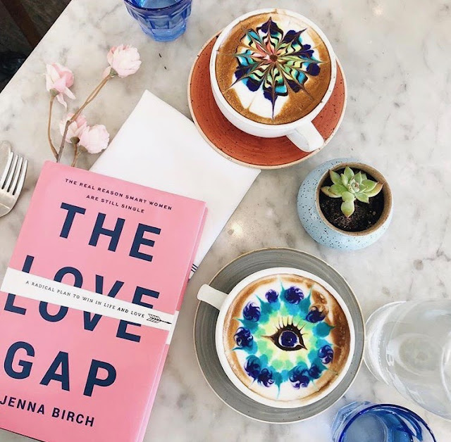 The Love Gap is Online and In Stores Now! (+ Post-Pub Happenings)