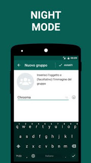 Chrooma Keyboard PRO 2.5 Paid APK is Here!