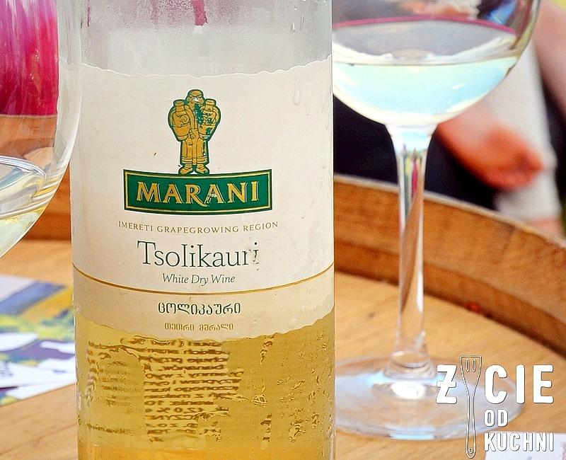 Tsolikauri 2014 - Telavi Wine Cellar, Marani, Vano Mahniashvili