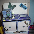 Handmade drawers | Ashleys card blog