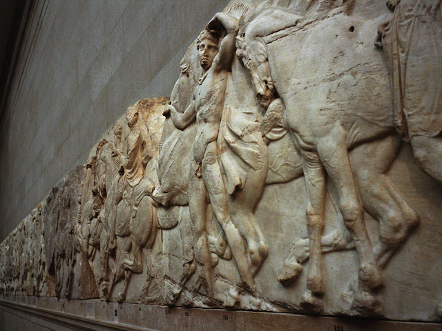 Strong case for return of Parthenon Sculptures 'in the long run,' says noted British archaeologist Colin Renfrew