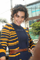 Taapsee Pannu looks super cute at United colors of Benetton standalone store launch at Banjara Hills ~  Exclusive Celebrities Galleries 001.JPG