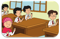 soal pkn kelas 2 tematik tema 1 subtema 3