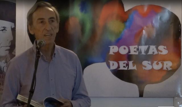 JOSÉ ELGARRESTA en el XVII VELORIO POÉTICO Almería