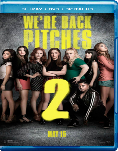 Pitch Perfect 2 [2015] [DVDR – BD] [NTSC] [Latino] [Remasterizado]