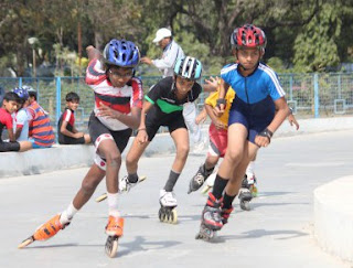 inline skating classes coaching center in Hyderabad