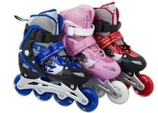 Daftar Harga Sepatu Roda Berbagai Merk Terbaru