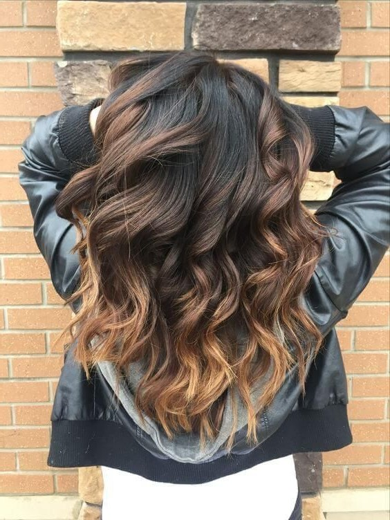 9 hottest balayage hair color ideas for brunettes in 2017 4