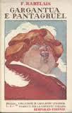 Bolle di sapone e parole di ghiaccio (  tratto da Gargantua e Pantagruele) di Fancois Rabelais