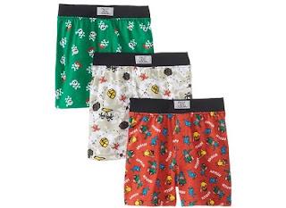 Kids Boxer Shorts