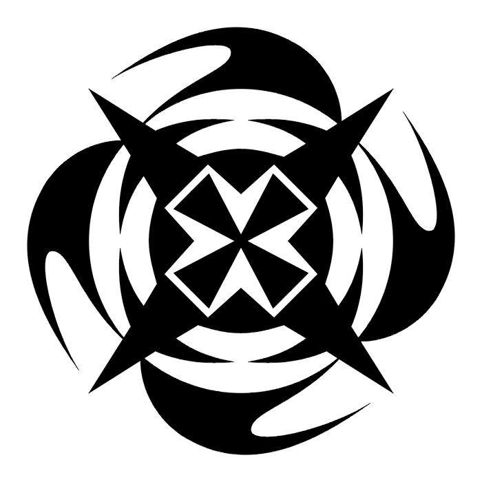 Tattoos circular tattoo stencils 2 - Dibujos tribales para tatuar ...