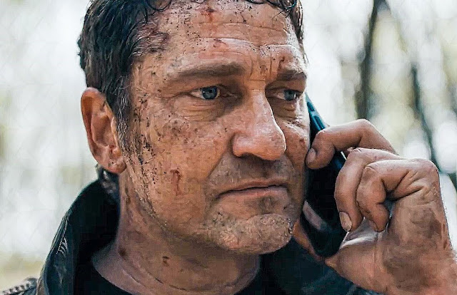 Angel Has Fallen | Gerard Butler é alvo de uma conspiração no trailer da sequência de Invasão a Londres