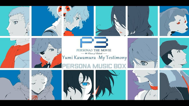 Persona 3 the Movie 4: Winter of Rebirth (01/01) (2.5Gb) (HDL) (Sub Español) (Mega)