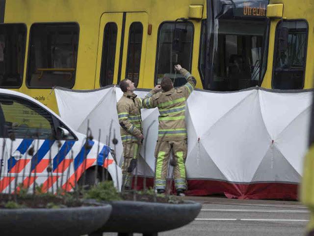 Teror di Stasiun Tram Utrecht, Indonesia Turut Berduka