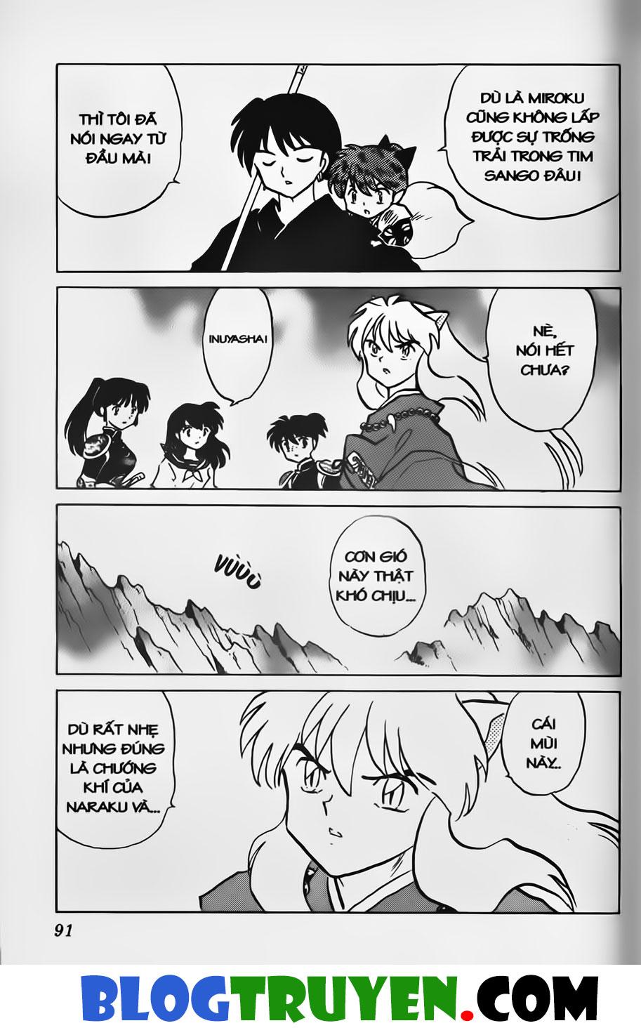 Inuyasha vol 38.5 trang 16