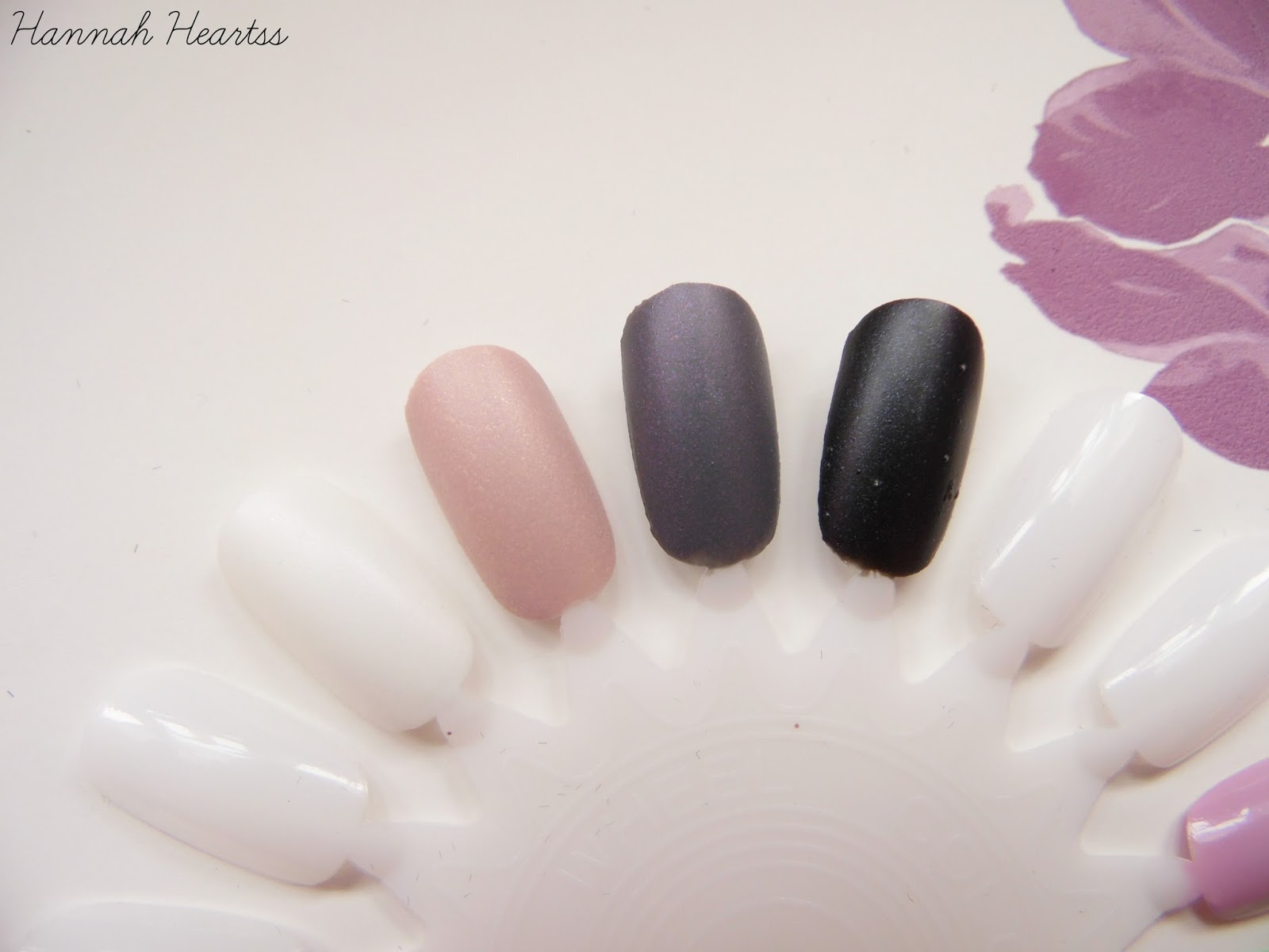 Angelica Cashmere Collection Swatched