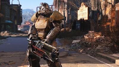 ב-Bethesda מנסים אלטרנטיבות שונות על מנת להביא אל גרסת ה-PS4 של Fallout 4 מודים