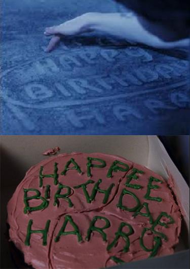 Cake Harry Potter Birthday Cake Scene My hard drive on my. cake harry potter birthday cake scene