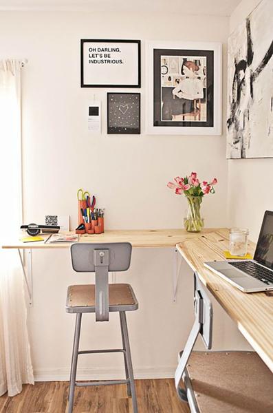 escritorio em casa