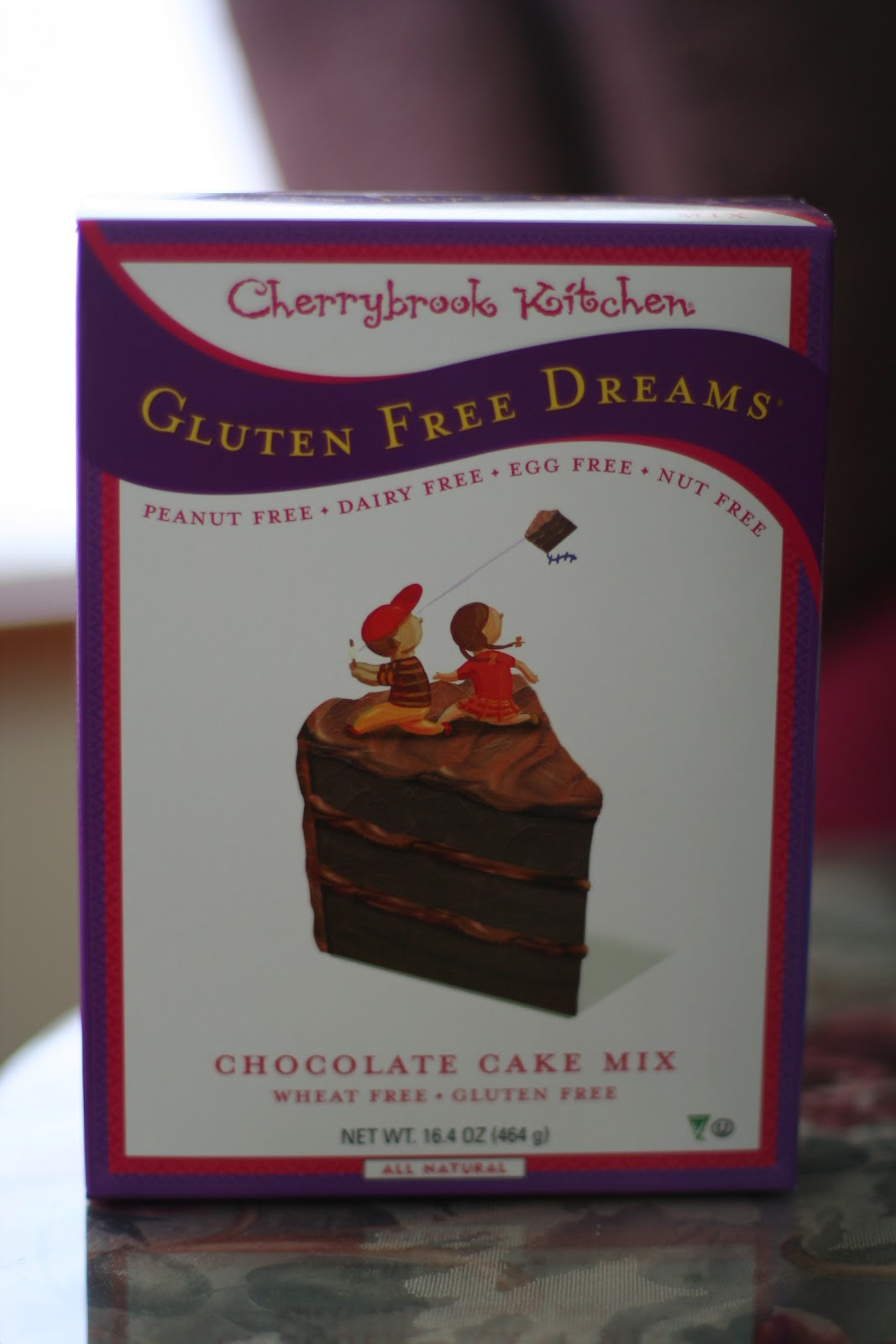 get allergy wise Product Review Cherrybrook Kitchen