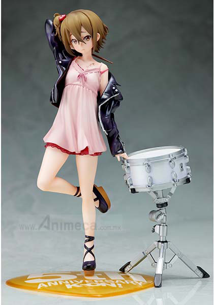 Figura Ritsu Tainaka 5th Anniversary Edición Limitada K-ON! Stronger