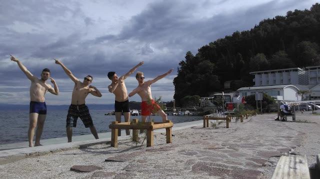 autostop eurotrip piran wakacje