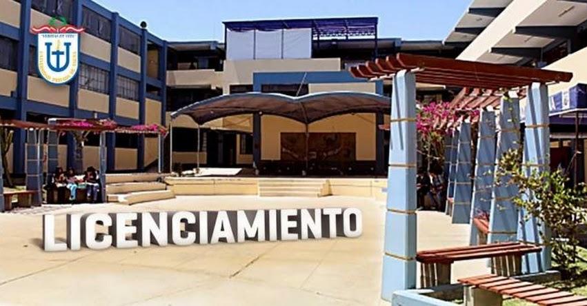 SUNEDU otorga licenciamiento institucional a la Universidad Privada de Tacna - www.sunedu.gob.pe