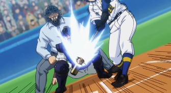 Diamond no Ace: Act II – Episodio 06