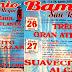 📆 FESTAS SAN ROQUE EN BAMIO 26-28ago'16
