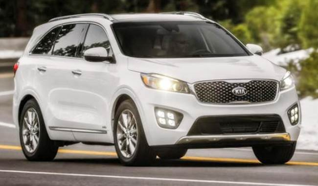 2017 kia sorento changes auto review release. Black Bedroom Furniture Sets. Home Design Ideas