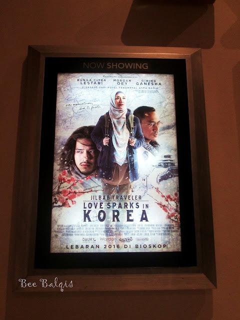 Review: Kesan Setelah Menonton Film Jilbab Traveler - Love Sparks in Korea