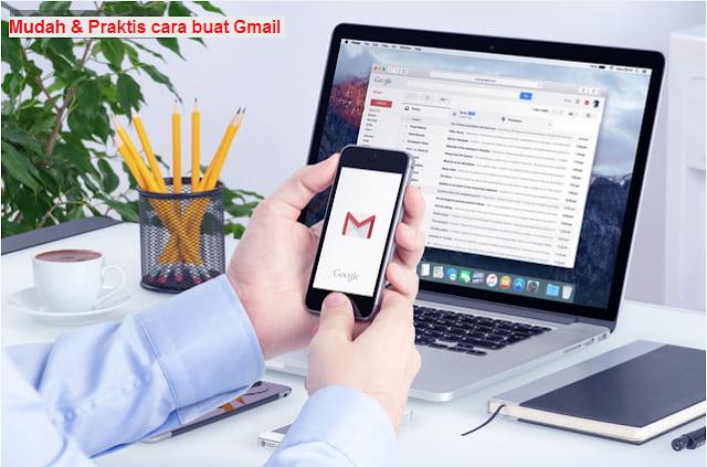 Cara Mudah dan Praktis Membuat Email Google