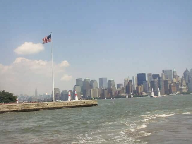 Liberty Island Harbor