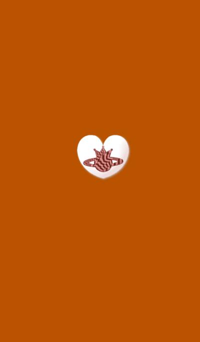 Queen Orange Planet