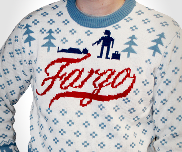 Gremlins and Fargo Knitwear