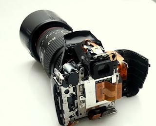 Kamera Rusak dan Solusinya ?