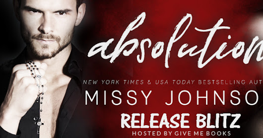#NewRelease #99cents for #ContemporaryRomance 'Absolution' by Missy Johnson @missycjohnson