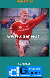 Soluzioni Guess the child footballer livello 26
