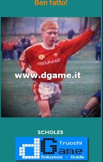Soluzioni Guess the child footballer livello 26