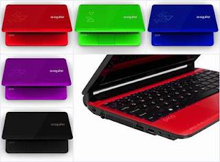Harga Netbook Axioo PICO CJM-D825 semua warna