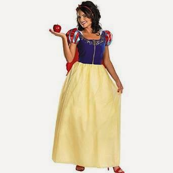 Kostum Disney Snow White