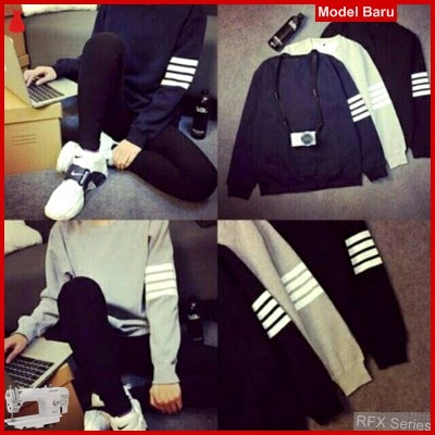RFX074 MODEL SWEATER LIST BABYTERRY FIT TO L BMG SHOP MURAH ONLINE
