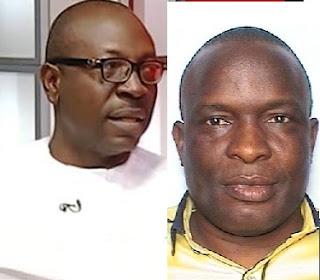 Ize Iyamu and Sopuluchukwu Ezeonwuka